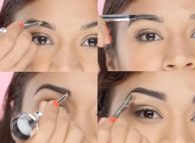 Sculpted Brow