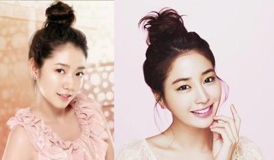 Cantiknya Model Rambut ala Selebriti Korea