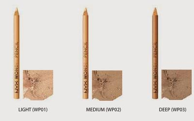 Triple Function in 1 Product, NYX Wonder Pencil!
