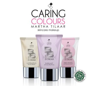 2. Caring Colours BB Cream