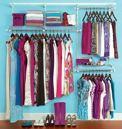 5. Keep Your Wardrobe Organized