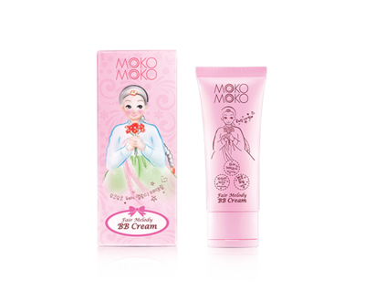 2. Moko Moko Fair Melody BB Cream Natural BB002