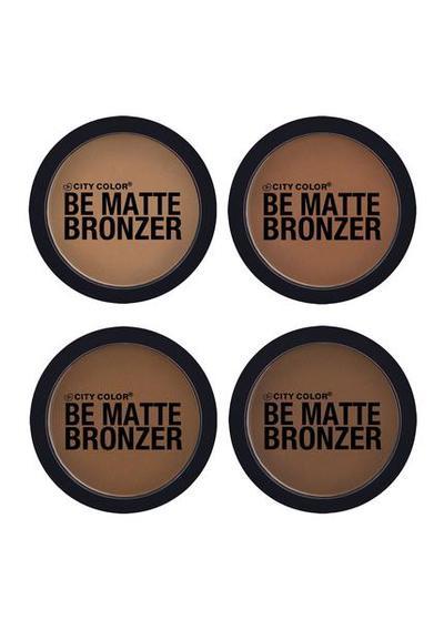4. City Color Be Matte Bronzer