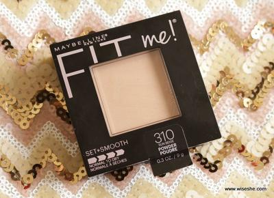 4. Maybelline Fit Me Pressed Powder