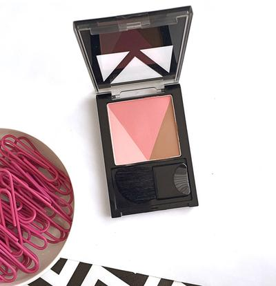 3. Maybelline V-Face Duo Blush Contour