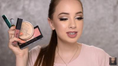 Full Face Makeup Hanya dengan 5 Produk