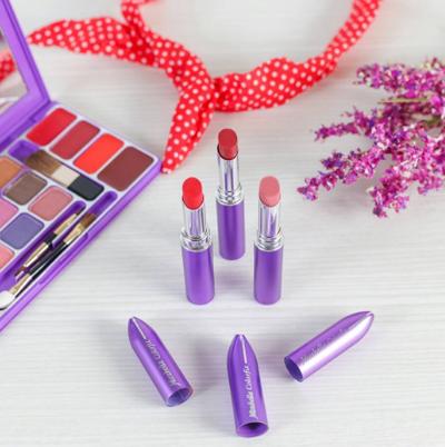 Mirabella Colorfix: Lipstick Matte Lokal dengan Formula Matte Yang Melembapkan