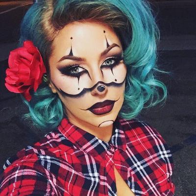 Simak Inspirasi Halloween Makeup ala Youtoubers