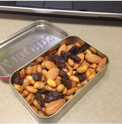 3. Fruit-and-Nut Mix