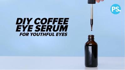 Katakan Selamat Tinggal Pada Puffy Eyes dengan Coffee Eye Serum Berikut