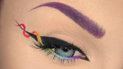Tren Makeup: Helix Eyeliner
