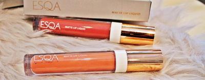 ESQA Luncheon: 2 Warna Baru Matte Lip Liquid with Fall Colors