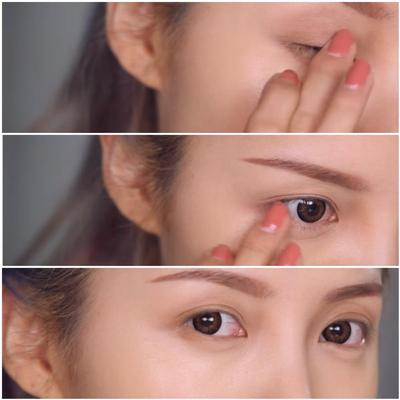 Step 5: Gunakan Eyeshadow Berwarna Kuning Kecokelatan