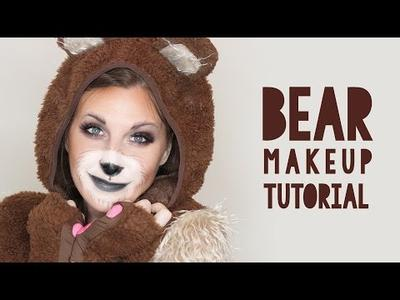 Cute Bear Makeup