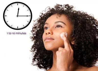 7. Kecepatan atau Telat Mengaplikasikan Makeup setelah Moisturiser
