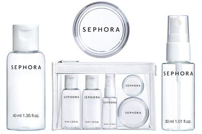 Travel Kit Box untuk Skin Care mu