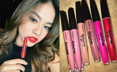 Launching Lip Cream Aurelie Hermansyah Ramaikan Trend Lipstick Matte