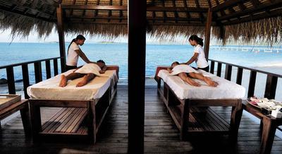 Lombok, Tempat Spa dengan Pemandangan Pantai yang Indah