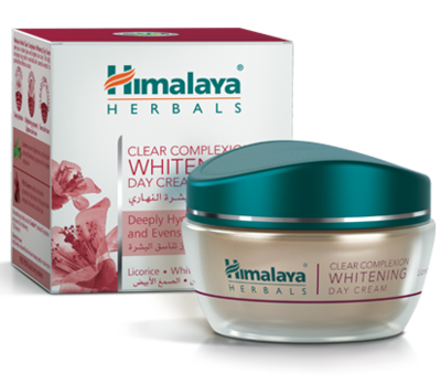 Clear Complexion Whitening Day Cream with SPF
