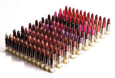 Vice Lipstick Takes Over The Beauty Industry with 100 Lipstick Color Shades!