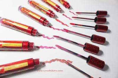 Seven Angels Soft Matte Lip Cream: Lipstick Matte Lokal Terinspirasi dari Legenda 7 Bidadari