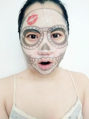 Mimiang Sweet Skull Whitening Mask