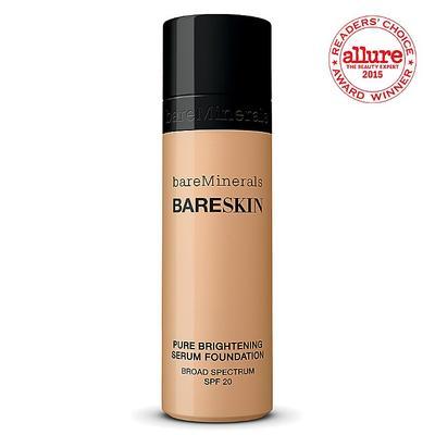 2. bareMinerals bareSkin Pure Brightening Serum Foundation
