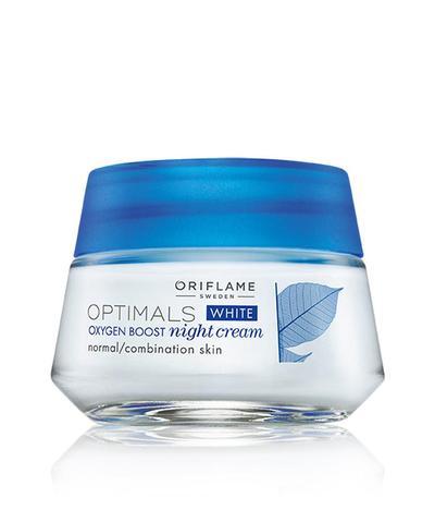 Optimals White Radiance Night Cream