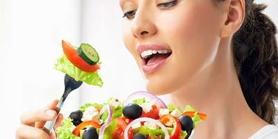 5. Konsumsi Makanan Sehat