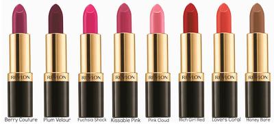 2. Revlon Super Lustrous Lipstick