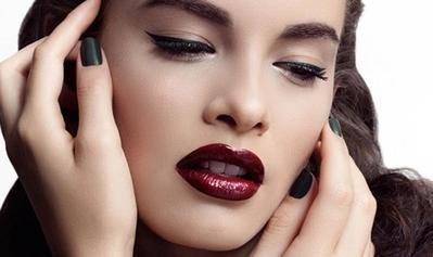 Warna Lipstick Lokal ala Grunge