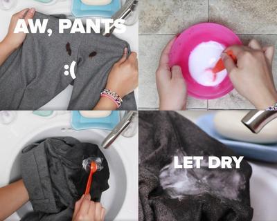 Cara Menghilangkan Noda Darah Pada Celana