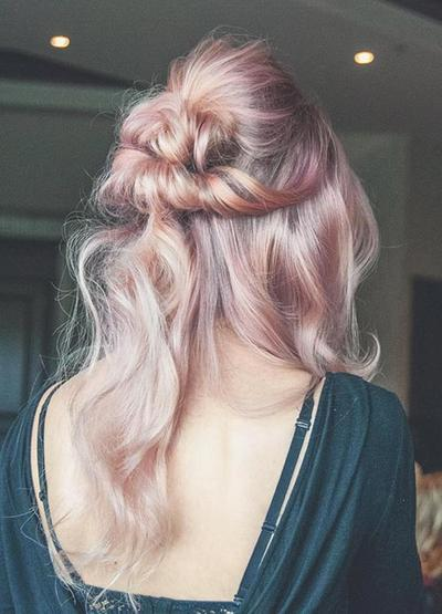 5.  The Casual Rose Gold-Pink Blend