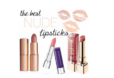 Lipstick Drugstore dengan Warna Nude Terbaik!