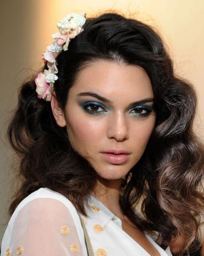 Blue Saphire Makeup