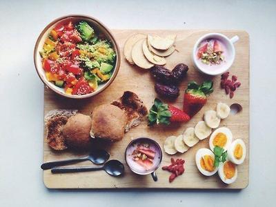 Awali dengan Sayuran (Serat)