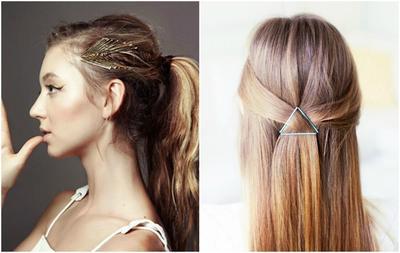 Beauty Tips! 5 Fabulous Hairstyle yang Bisa Kamu Ciptakan dengan Bobby Pin