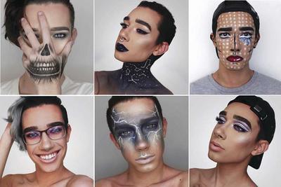 Remaja Pria yang Namanya Melejit Karena Bakat Makeupnya