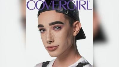 Menjadi Cover Boy Pertama untuk Majalah CoverGirl
