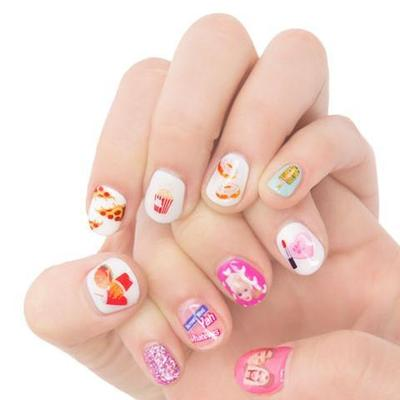 OOTD Nail Stickers - US$8