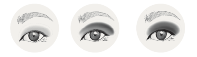 Monolid Eyes