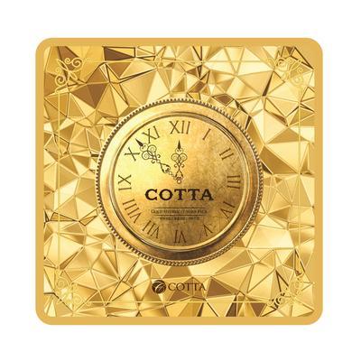 Cotta Gold Hydrogel Mask Pack