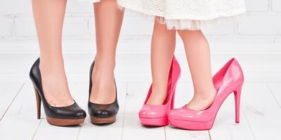 Pastikan Bahwa Ukuran High Heels Sesuai dengan Kakimu