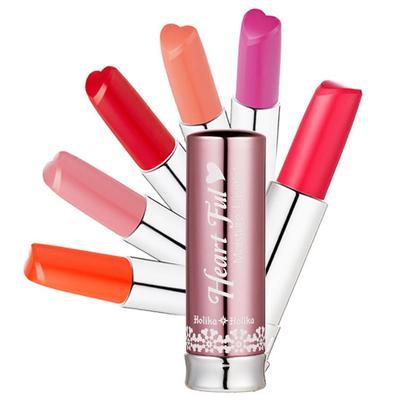 6. Holika Holika Heartful Moisture Lipstick