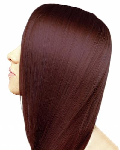2. Permanent Hair Coloring