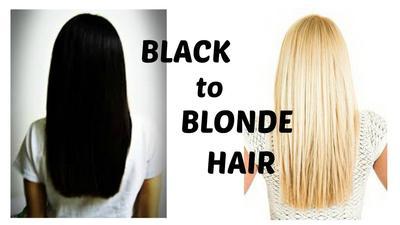 4. Hair Bleaching