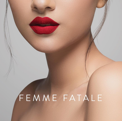 1. Femme Fatale : The true blood red