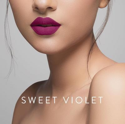 3. Sweet Violet: Purple Violet