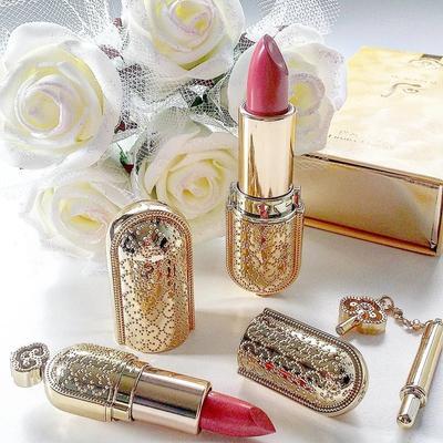 Lipstick dengan Packaging Tercantik dan Mewah Sedunia