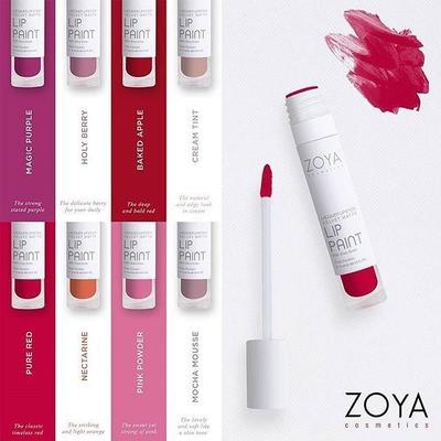 Zoya Cosmetics Lip Paint